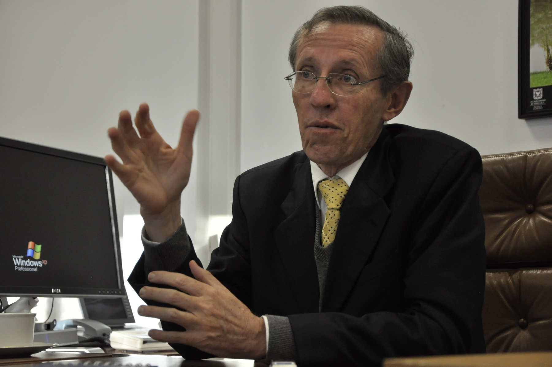 El senador Antonio Navarro sostiene que ha cumplido con los acuerdos y rechaza la decisión del Fiscal.