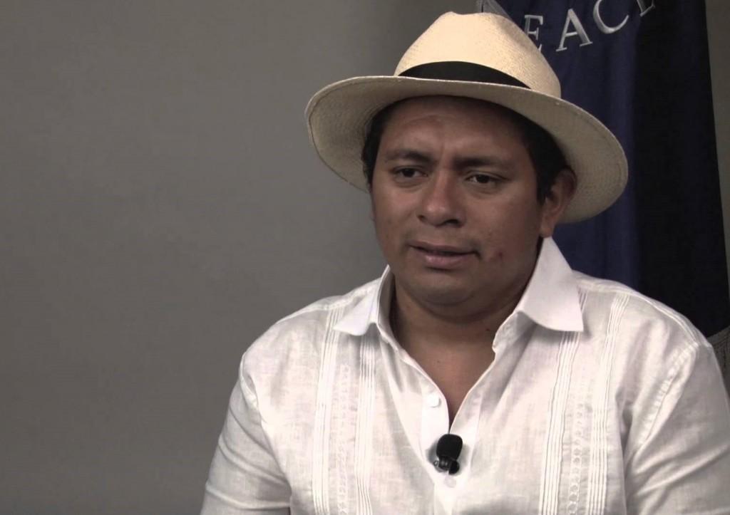 El Consejero Mayor de la Organización Nacional Indígena de Colombia, Luis Fernando Arias, documentó los incumplimientos del Gobierno.