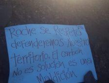 Declaración en apoyo a la comunidad de Roche, La Guajira, Colombia.